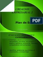 Creacion empresarial