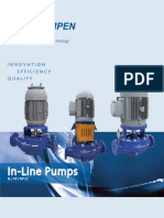 Pump in Line