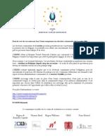 Communiqué UETD - Droit de vote des étrangers hors-UE aux élections communales du 8 octobre 2006