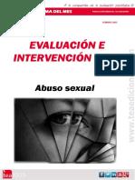 Evaluación e intervención en AS