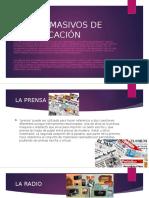 Medios Masivos de Comunicación (Seminario de Innovacion Tecnologica)