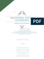 radioterapia (Protocolo) 1