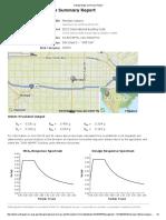 Meridian Seismic Report