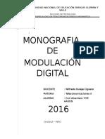Modulación Digital