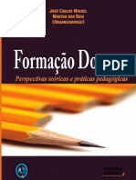 Formacao Docente eBook