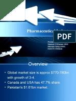 Phrma Industry