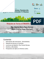 Reajuste de Tierras Medellin Colombia