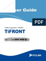 Tifront Switch User Guide