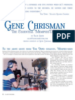 Interview with Memphis Drummer Gene Chrisman