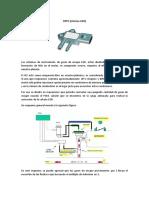 Sensor DPFE Sensor de presion diferencial
