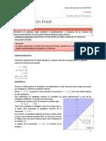 Ejercicios Resueltos de Inecuaciones Programacion Lineal