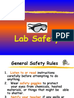 lab safety pwp
