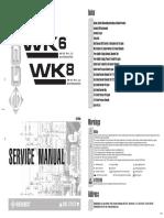 Gem WK6/WK8 Service Manual