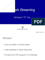 Apache Spark Streaming Presentation