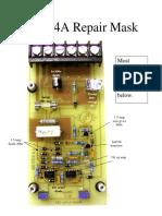Regulador de Voltaje Vr504a Repair Mask