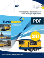 CompAir Turboscrew Brochure