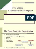 02 Components of a Computer ELEC263