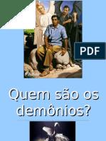 Sermão Demônios
