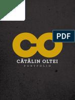 Portfolio 2016 Catalin Oltei