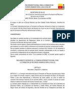 E34 Marcolegal Reglamento CIFRHS