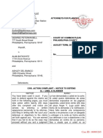 Lawsuit filed by Desiree Peterkin Bell