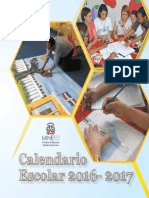 Calendario Escolar 2016 20017 Web2