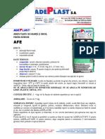 Adeziv Flexibil Adeplast Exterior AF-E 25 Kg