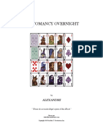 Alexandre - Cartomancy Overnight