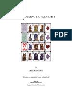 Alexandre - Cartomancy Overnight