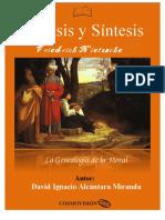 anlisis y sintesis genealogía de la moral