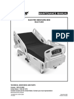 Stryker FL28EX Hospital Bed - Service Manual
