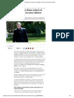 El Arzobispo de La Plata Criticó El Petting_ _Vivimos en Una Cultura Fornicaria