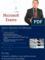 Preparation and Discussion for Microsoft 70-410 Test