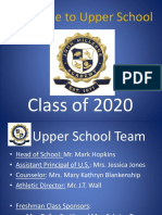 9th grade orientation 2016