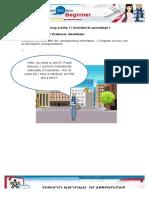 Evidence_Identities-John Prada 1º Activity
