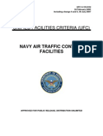 ufc 4-133-01n navy air traffic control facilities, with changes 4-5 (30 july 2007)