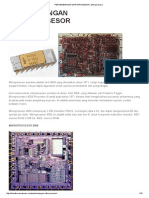 PERKEMBANGAN MIKROPROSESOR _ Mikroprosesor