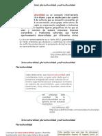 Clase 12 Inter y Pluriculturalidad