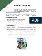 LEGISLACIÓN EDUCATIVA.docx