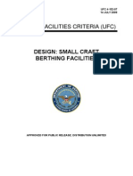 ufc 4-152-07 design - small craft berthing facilities (14 july 2009)