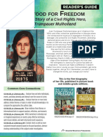 She Stood for Freedom Readers Guide