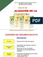 6.Formalización de La Empresa