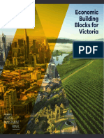 Economic Building Blocks for Victoria