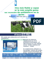 Kit Antibioticos Ballya - Biosolutions 2015