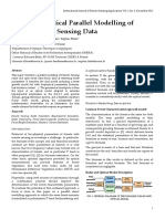 Radar and Optical Parallel Modelling of Forest Remote Sensing Data