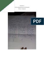 Taller n.2 de Historia sobre SITIOS ARQUEOLOGICOS DE PANAMÁ
