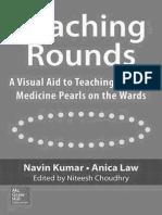 Teaching Internal Medicine Pearls on the Wards