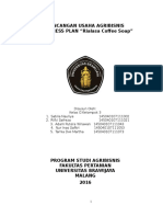 Business Plan Sabun Kopi