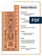 Estudio de Cobertura de Una Estación de Fm en La Localidad de Barranca