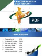 Role of E-governance in Bharat Nirman 251009